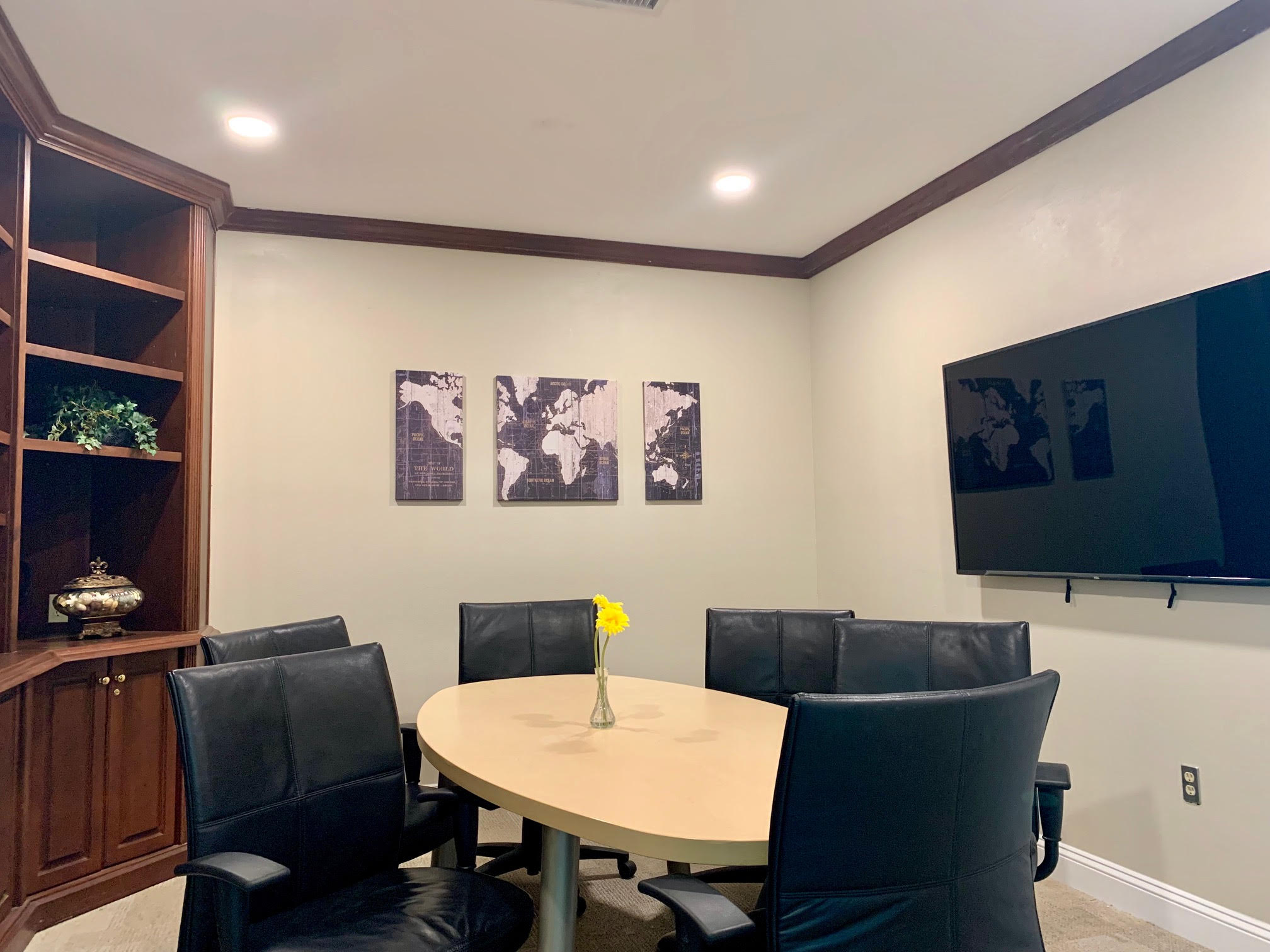 Deposition Room